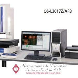 QS-L-AFB serie-359 sistema de medicion por vision manual