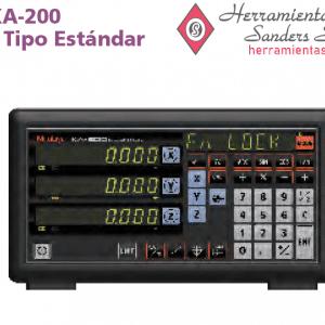 contador ka-200 serie-174 tipo estandar