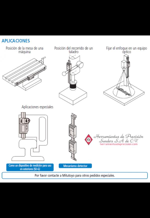 escala digimatic absolute sd aplicaciones