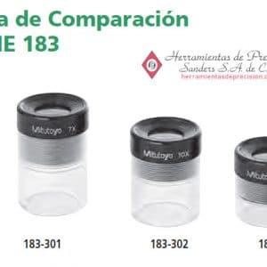 lupa de comparacion serie-183