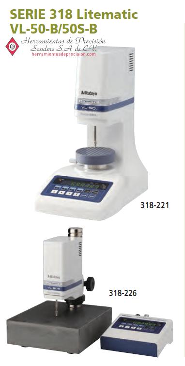 serie-318 litematic vl-50-b 5os-b