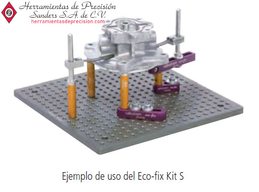 ejemplo de uso del eco fix kit s