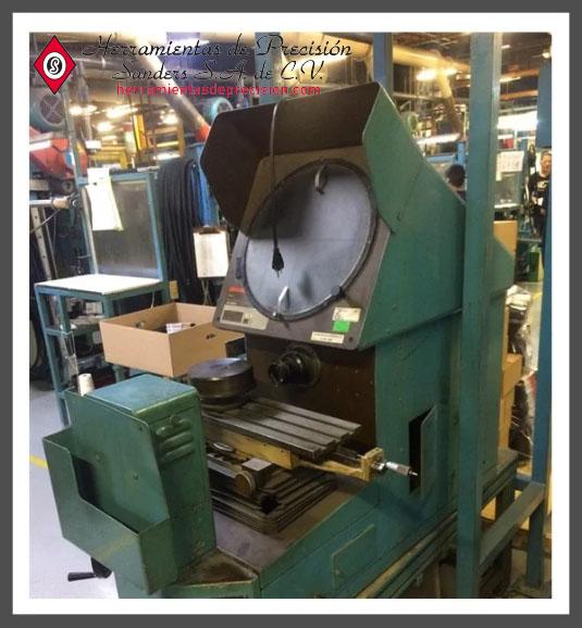 mantenimiento y reparacion de maquinas de precision
