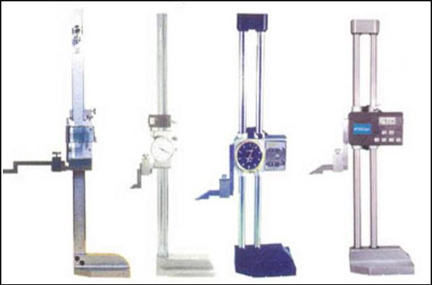 mantenimiento y reparacion de medidores de_alturas