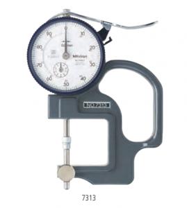 medicion de espesor de lentes 7313 analogo
