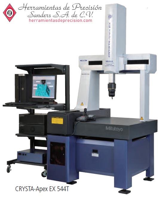 CMM CNC Estándar MICROCORD CRYSTA-Apex EX Serie 500T/700T