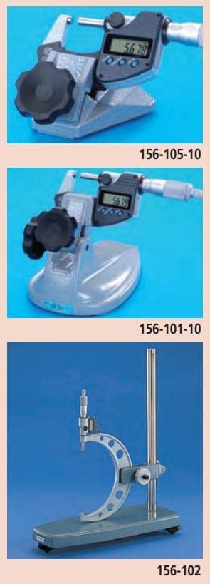 bases para micrómetros otros modelos