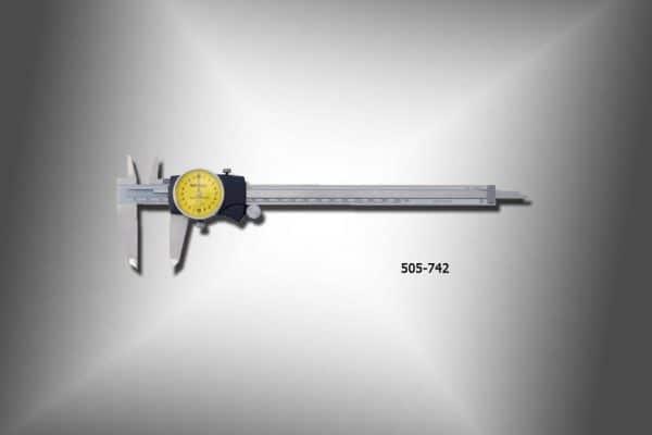 calibrador de caratula 505-742