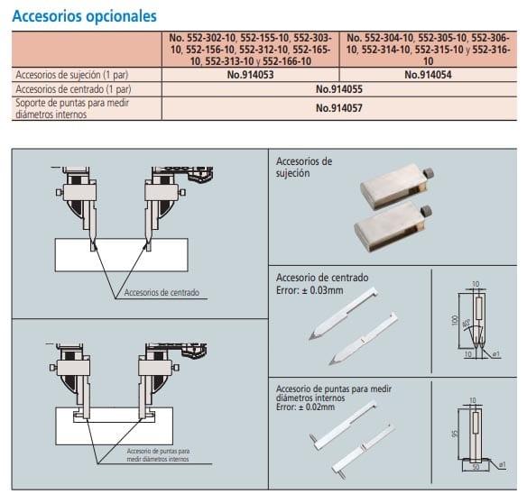 calibrador de fibra de carbón a prueba de refrigerantes accesorios