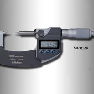 micrometro de puntas 342-351