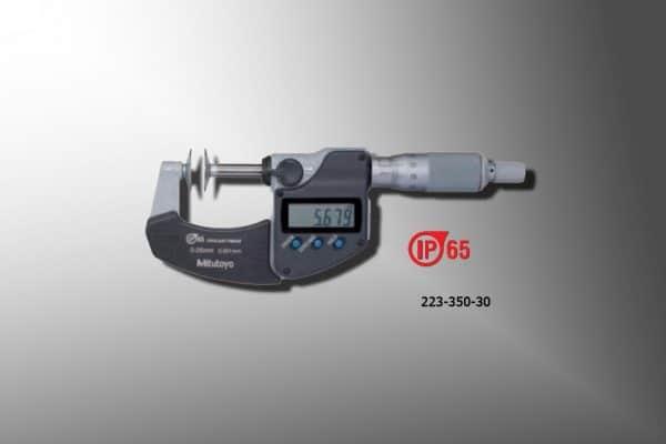 micrometros de discos 323-350-30