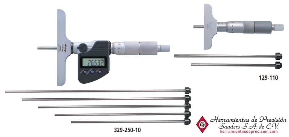 micrometros de profundidades otros modelos
