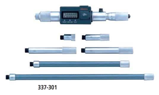 micrómetros para interiores 337-301