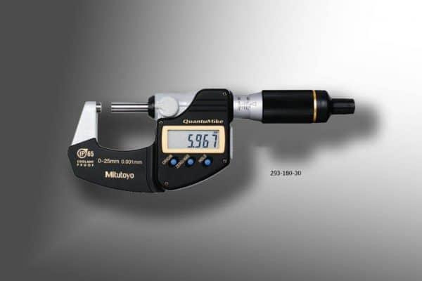 quantumike series-293 293-180-30 micrometro a prueba de Refrigerantes