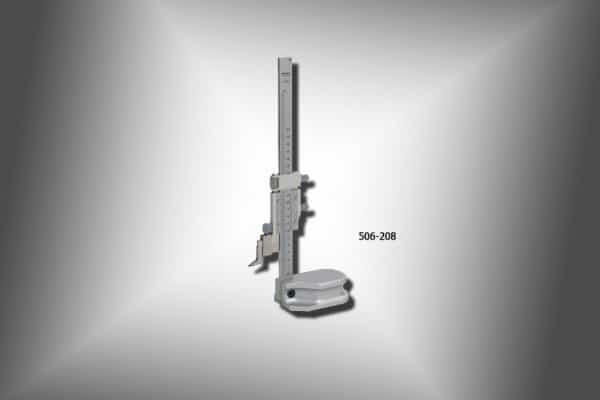 Medidor de Alturas Estandar con Escala Principal Ajustable 506-208